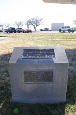 Rescue Memorial Park Monument image. Click for full size.