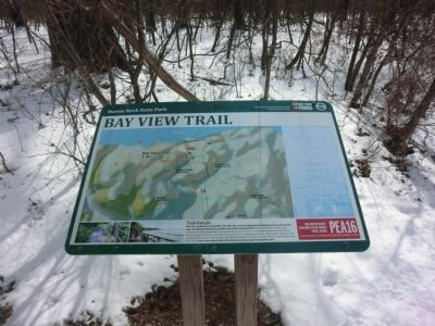 Bay View Trail Map image. Click for full size.