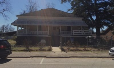 Hank Williams' Boyhood Home & Museum image. Click for full size.