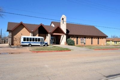 Macedonia Baptist Church image. Click for full size.