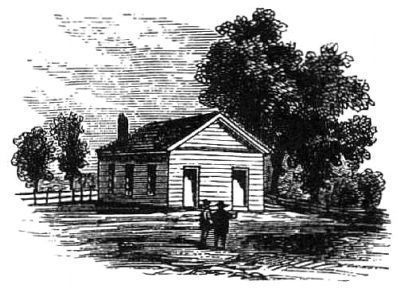 The Methodist Meeting House<br>At Bread and Cheese Creek image. Click for full size.