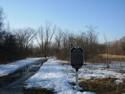 Historic Root River / Root River Parkway Marker image. Click for full size.
