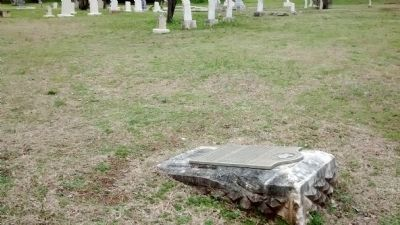 Old Georgetown Cemetery Marker image. Click for full size.