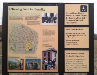 A Turning Point for Equality Marker image. Click for full size.