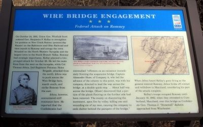 Wire Bridge Engagement Marker image. Click for full size.