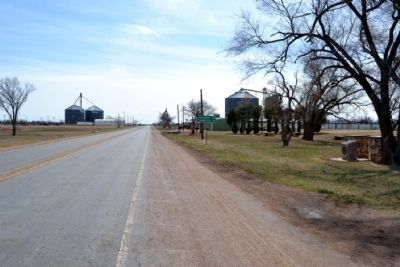 View to South Along Main Street (State Highway 6) image. Click for full size.