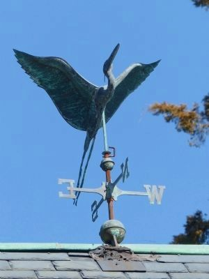 Weather Vane<br>on the Garage image. Click for full size.