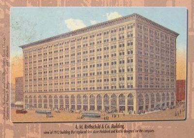 A.M. Rothschild & Co. Building image. Click for full size.