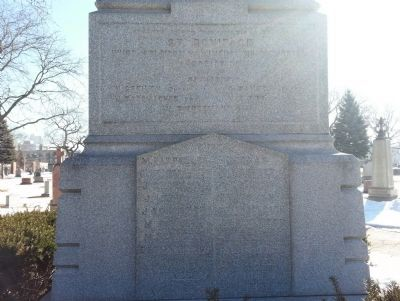 St. Boniface Union Soldiers Monument and Memorial Association image. Click for full size.