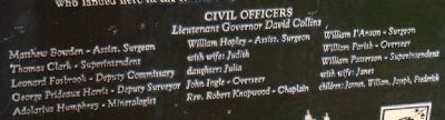 Civil Officer List image. Click for full size.
