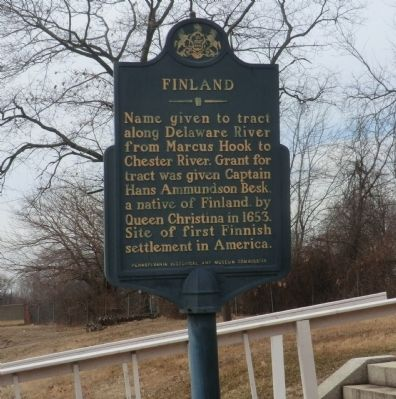 Finland Marker image. Click for full size.