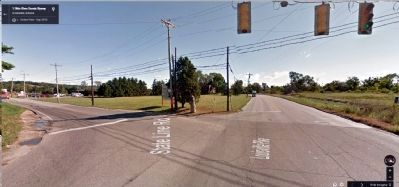 Intersection of Louisville Pike (US 50) and State Line Rd image. Click for full size.