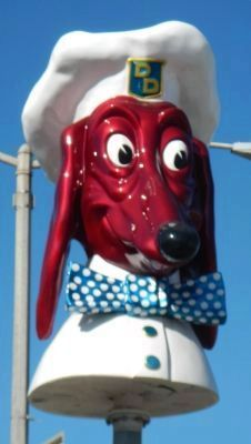 Doggie Diner Head image. Click for full size.