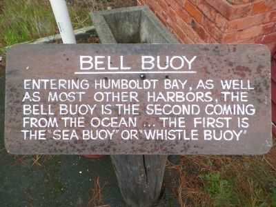 Bell Bouy Marker image. Click for full size.