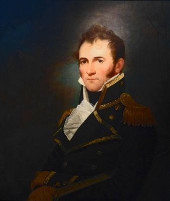Commodore David Porter image. Click for full size.