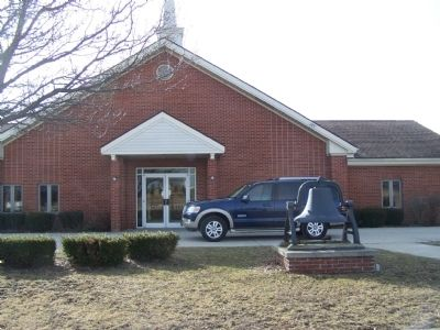 Middleburg United Methodist Church image. Click for full size.