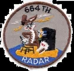 664th Aircraft Control and Warning Squadron image. Click for full size.