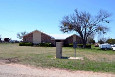 Site of Old Communities of Mazeland and Wilmeth Marker image. Click for full size.