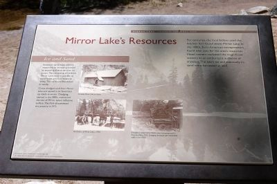 Mirror Lake Resources Marker image. Click for full size.
