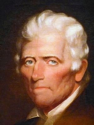 Daniel Boone<br>1734-1820 image. Click for full size.