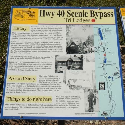 Tri Lodges Marker image. Click for full size.