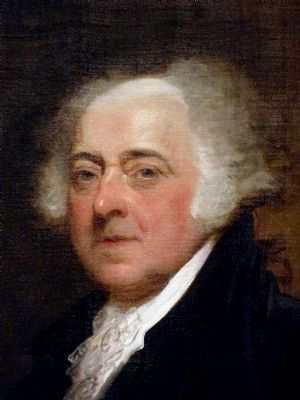 John Adams image. Click for full size.