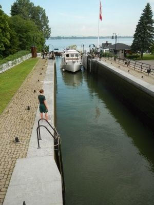 Chambly Canal image. Click for full size.