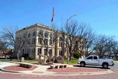 Haskell County Courthouse image. Click for full size.