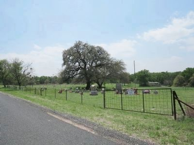 Mather Family Cemetery image. Click for full size.