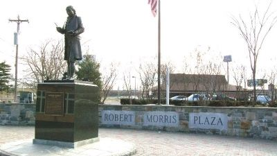 Robert Morris Plaza image. Click for full size.