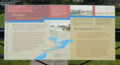 An Upstream Battle Marker image. Click for full size.