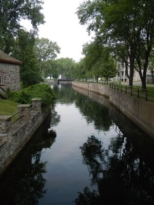 The Lachine Canal image. Click for full size.