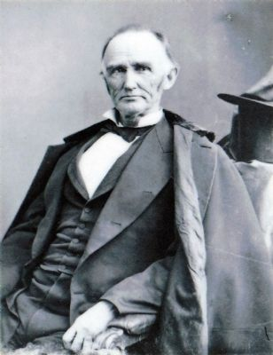 Son, Montgomery Blair, (1813–1883). image. Click for full size.