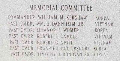 Falls Township War Memorial Committee image. Click for full size.