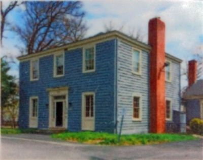 Jesup Blair House image. Click for full size.