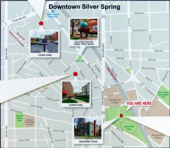 Downtown Silver Spring image. Click for full size.
