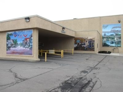 Murals at 43 Main Street image. Click for full size.