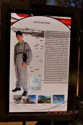 Vietnam War Marker image, Touch for more information