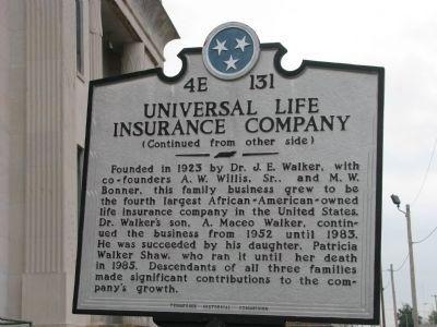 Universal Life Insurance Building/Universal Life Insurance ...