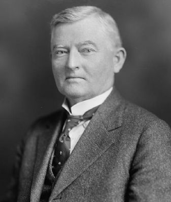 John Nance Garner, Vice-President of the United States 1933-1941 image. Click for full size.