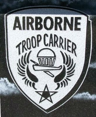 15th Troop Carrier Squadron Emblem image. Click for full size.