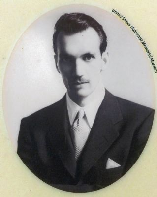 Jan Karski image. Click for full size.
