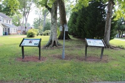 Clark Lee: Chickamauga's Black Confederate Soldier Marker image. Click for full size.
