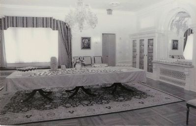 Second Floor Dining Room image. Click for full size.