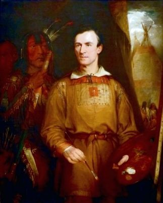 George Catlin image. Click for full size.