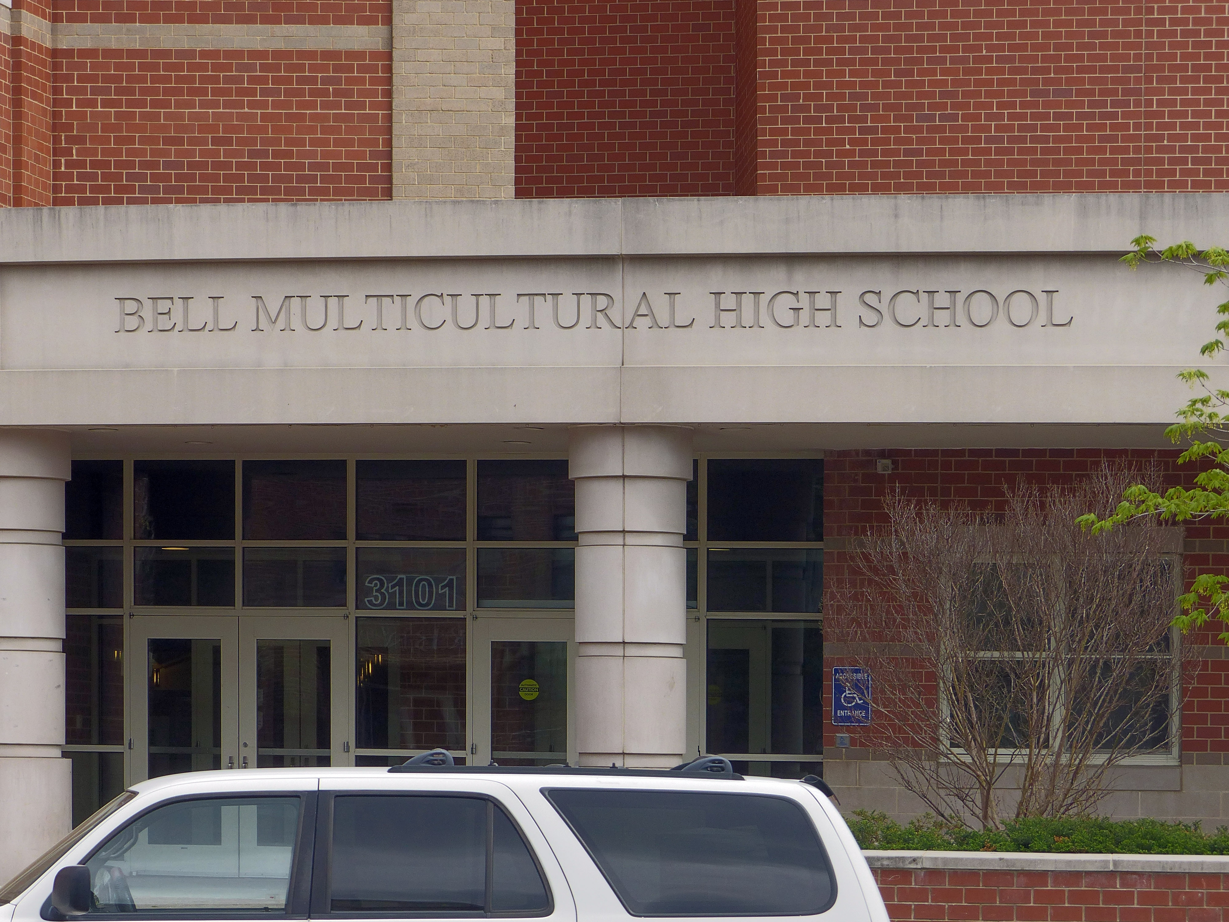 Bell Multicultural High School<br>&#8220;Home of the Griffins and Knights&#8221;
