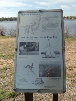 Tides at Neshaminy Marker image. Click for full size.