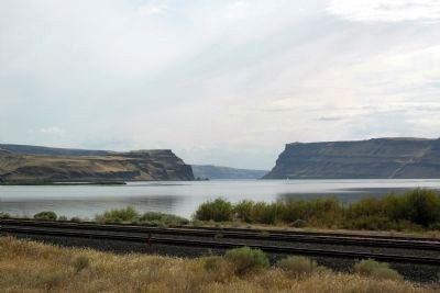 Wallula Gap image. Click for full size.