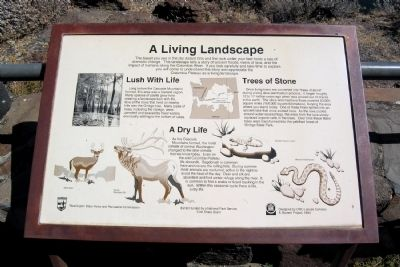 A Living Lansdscape Marker image. Click for full size.