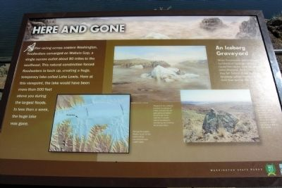 Here and Gone Marker image. Click for full size.